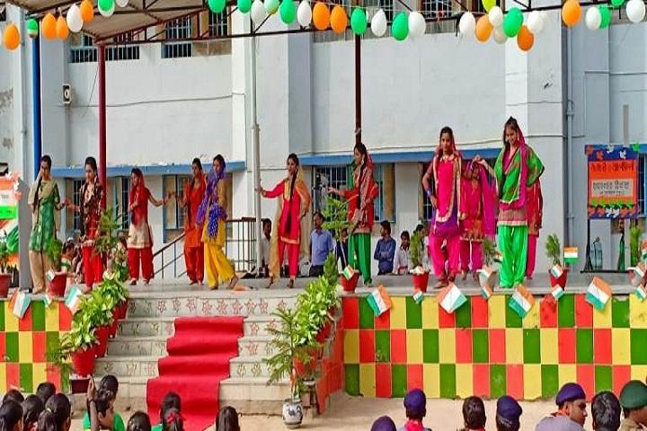 Kendriya Vidyalaya-Independance-day