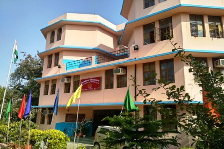 Kendriya Vidyalaya Vasant Kunj-School Building