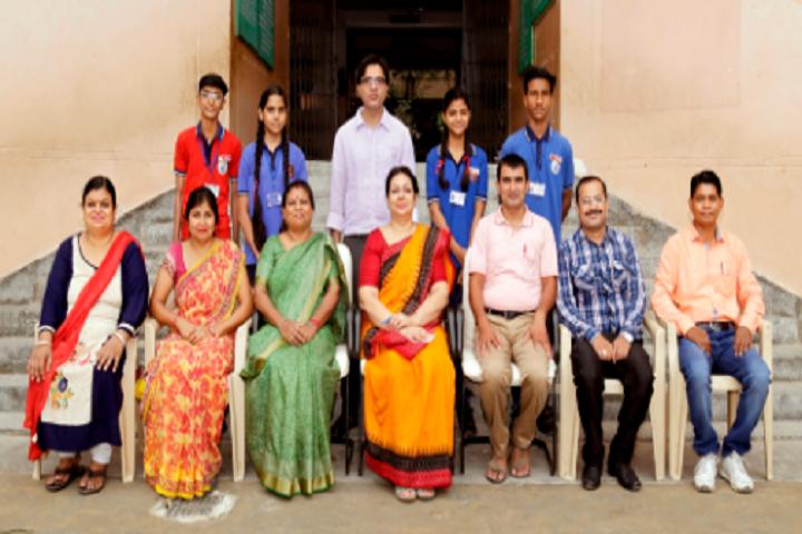 Kendriya Vidyalaya Vasantkunj-Staff Members
