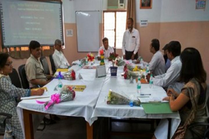 Kendriya Vidyalaya Vasantkunj-VMC Meeting