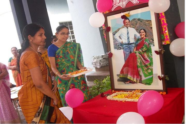 St John s English Medium High School- Founders Birthday Celebrations