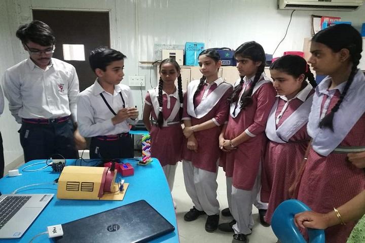 KIIT World School-Exhibition