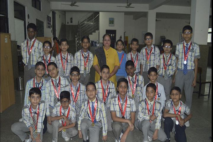 Krishna Model Secondary School-Achievement