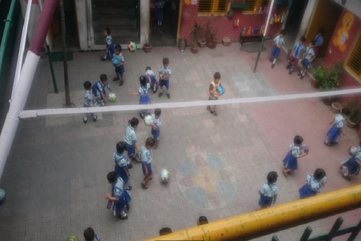 Krishna Model Secondary School-Play Ground