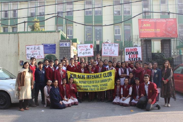 Kulachi Hansraj Model School-Club