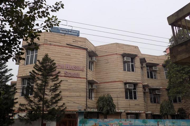 Kulachi Hansraj Model School-Campus-View