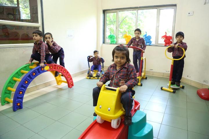 Kulachi Hansraj Model School-Gymnasium