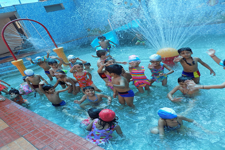 Kulachi Hansraj Model School-Swimming-Pool