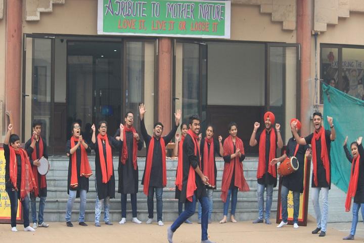 Lancers Convent Senior Secondary School-Eco Drive