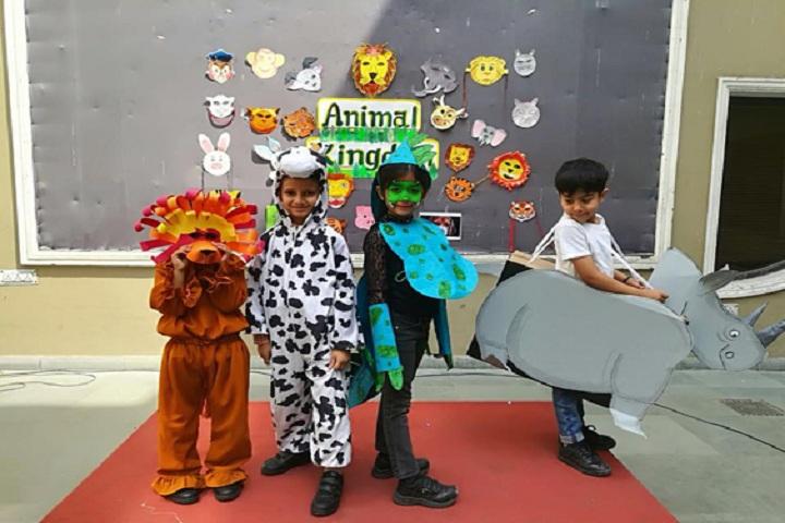 Laurel High The School-Animal Kingdom