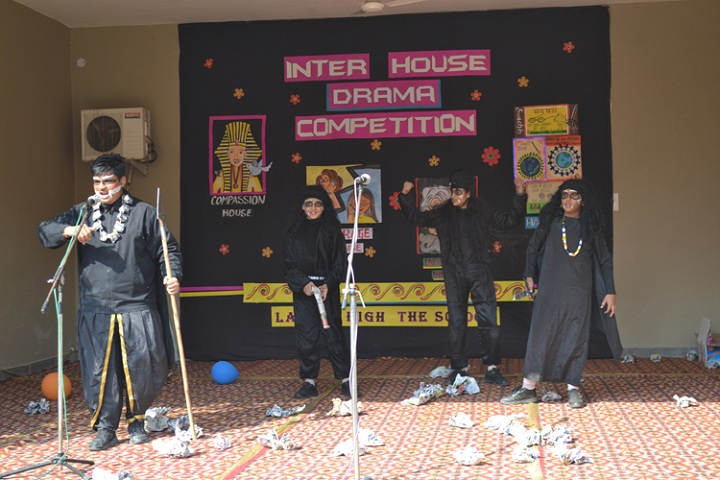 Laurel High The School-Inter House Drama Competition