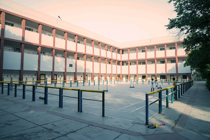 Lilawati Vidya Mandir Senior Secondary School-campus