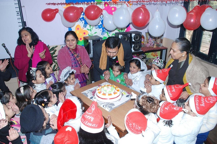 Lilawati Vidya Mandir Senior Secondary School-christmas celebrations