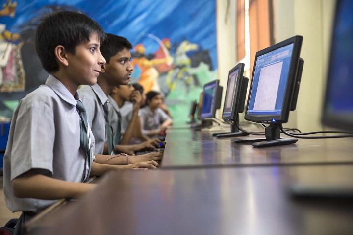Lilawati Vidya Mandir Senior Secondary School-computer lab