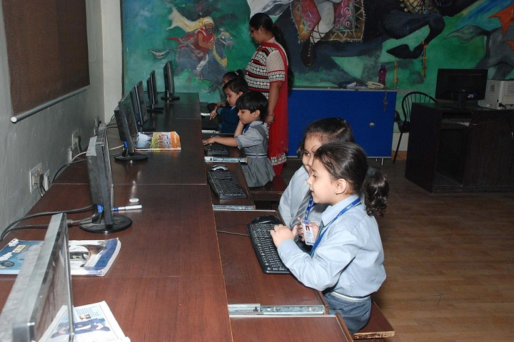 Lilawati Vidya Mandir Senior Secondary School-computer lab1