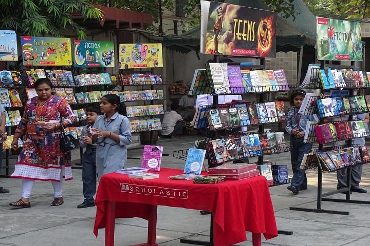 Lilawati Vidya Mandir Senior Secondary School-cultural show