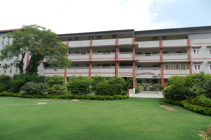 Lilawati Vidya Mandir Senior Secondary School-Front View