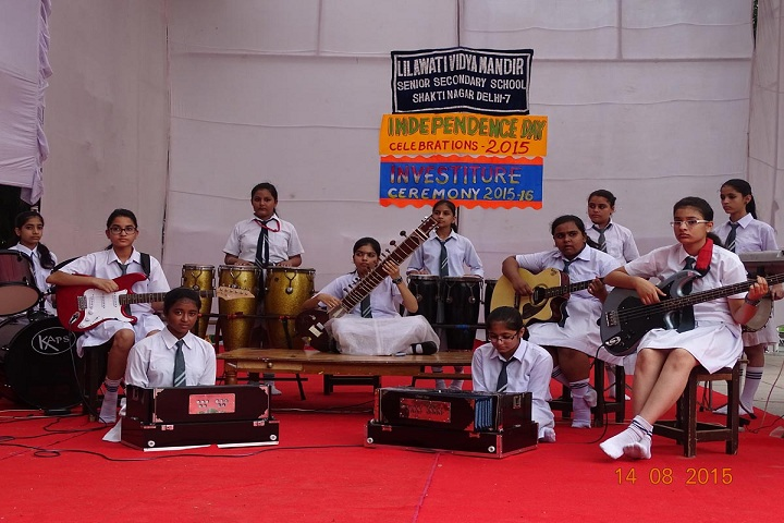 Lilawati Vidya Mandir Senior Secondary School-Independence Day