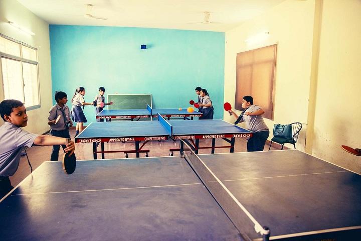 Lilawati Vidya Mandir Senior Secondary School-Indoor Games