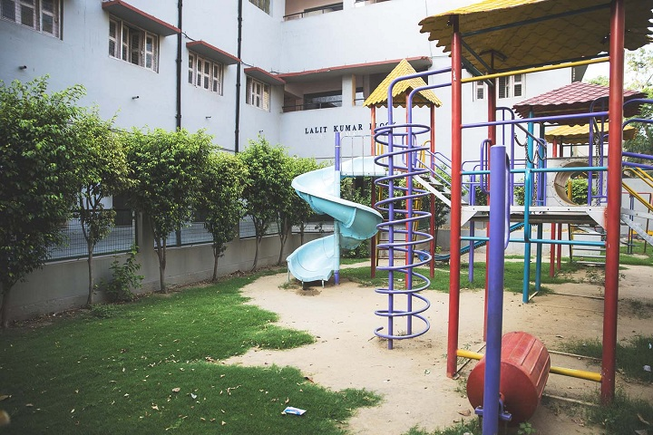 Lilawati Vidya Mandir Senior Secondary School-Play Area