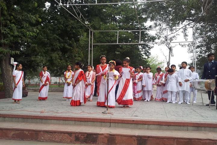 Lilawati Vidya Mandir Senior Secondary School-Independence Day Celebration