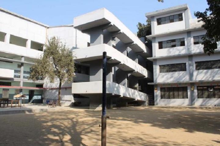 Lions Vidya Mandir Secondary School-Building
