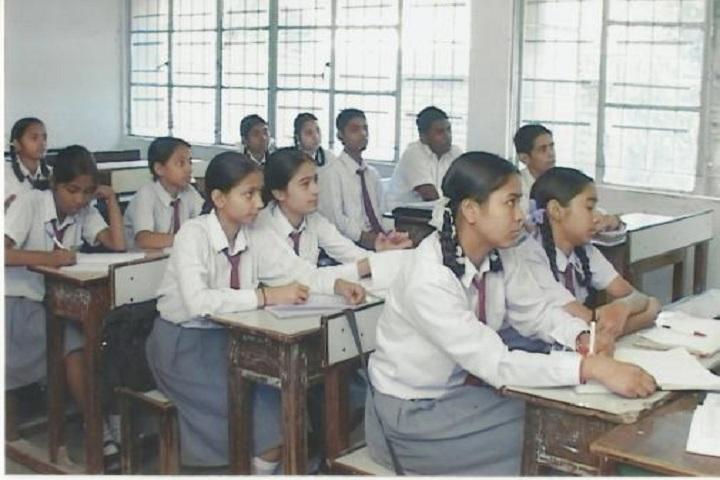 Lions Vidya Mandir Secondary School-Classroom1
