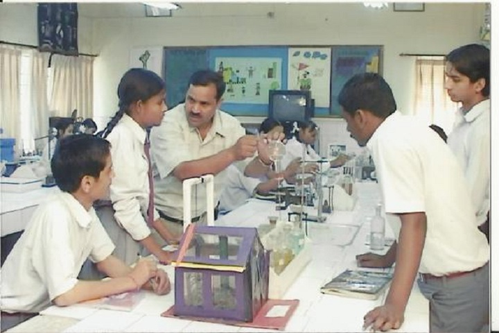 Lions Vidya Mandir Secondary School-Lab1