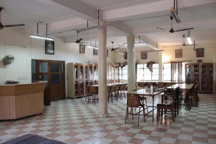 Lions Vidya Mandir Secondary School-Library