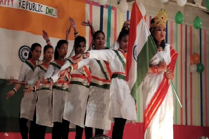 Lions Vidya Mandir Secondary School-Republic Day