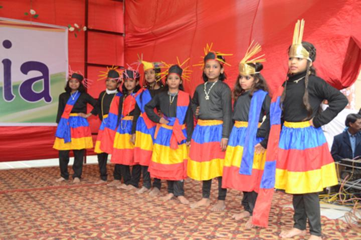 Little Fairy Public School-Annual Day