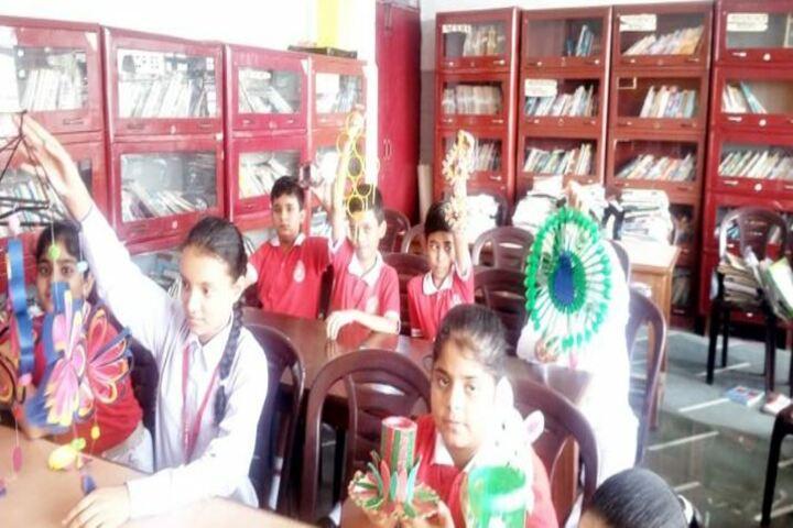 Little Fairy Public School-Art and Craft