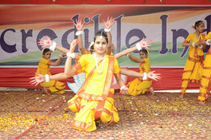 Little Fairy Public School-Culturals