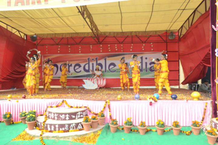 Little Fairy Public School-Dance
