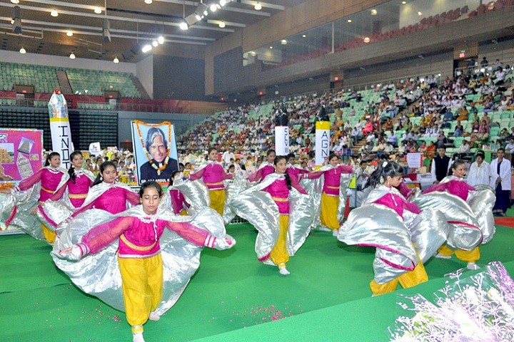 Little Flowers Public Senior Secondary School, Shahdara-Sports Meet
