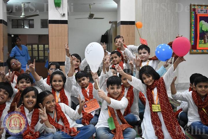 Little Flowers Public Senior Secondary School, Shahdara-Childrens Day