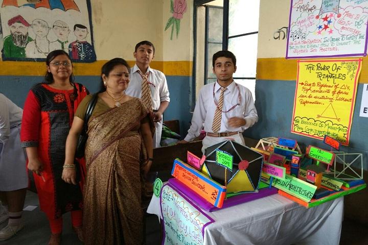 Little Flowers Public Senior Secondary School, Shahdara-Science Exhibition