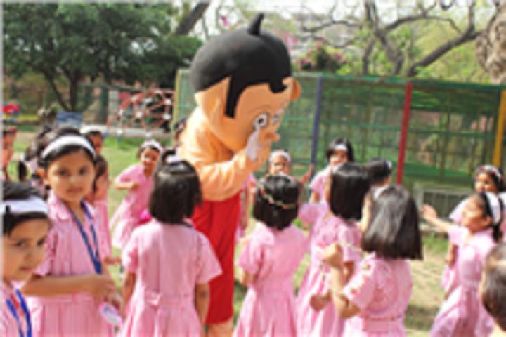 Loreto Convent School- Activities 1