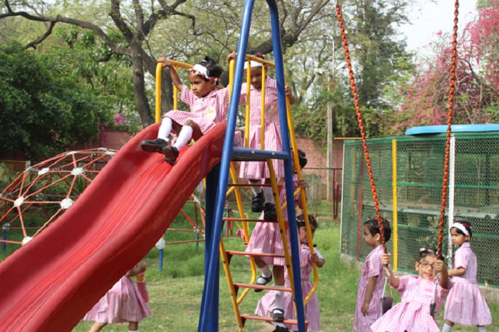 Loreto Convent School- Playground