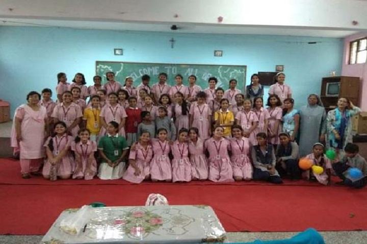 Loreto Convent School-Group photo