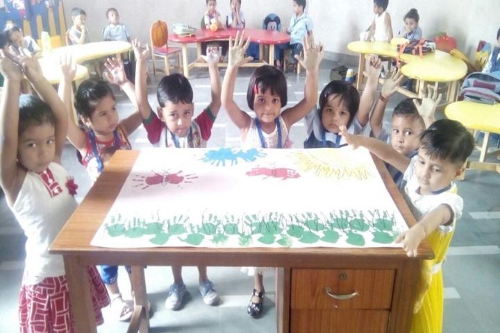 M R Vivekananda Model School-Activities 2