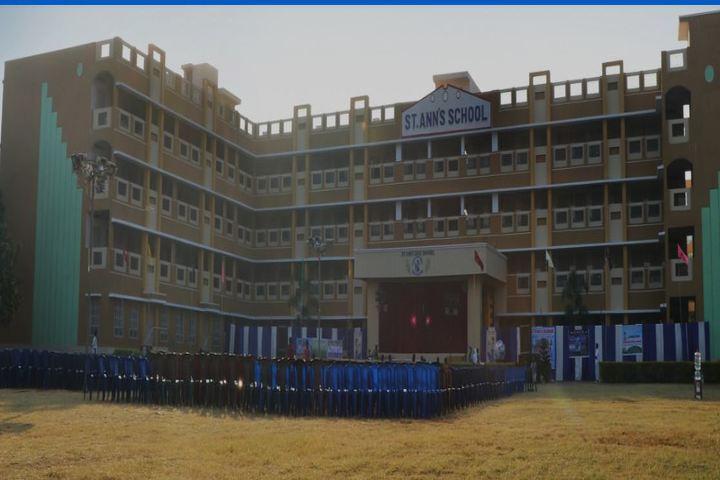 St Anns School-School Building