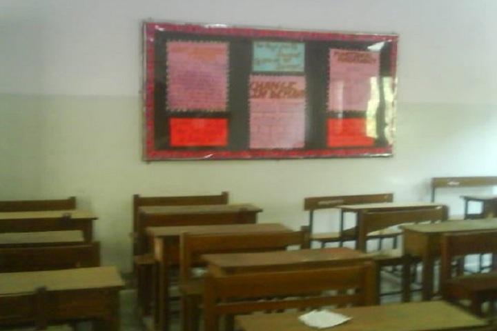 Maharaja Aggarsain Adarsh Public School- Classrooms