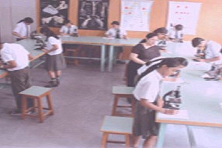 Maharaja Aggarsain Adarsh Public School-Lab