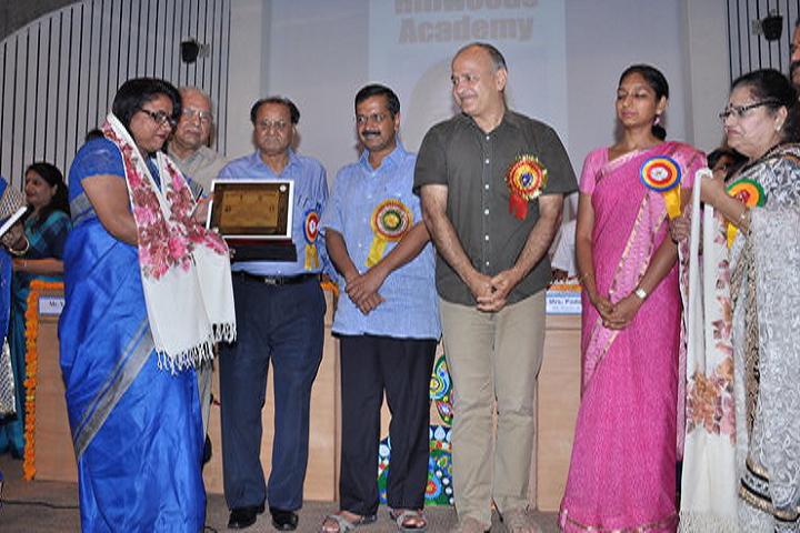 Maharaja Aggarsain Adarsh Public School-Presentation