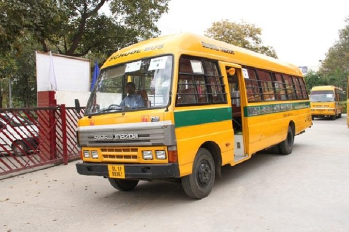 Maharaja Aggarsain Adarsh Public School-Transport