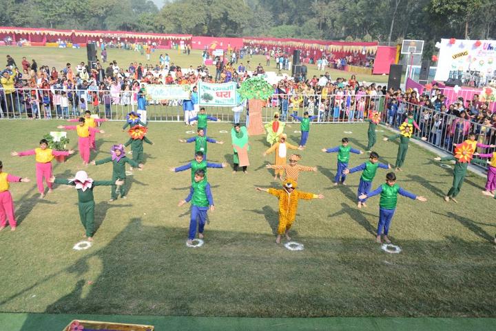 Maharaja Aggarsain Adarsh Public School-Yoga-Activity