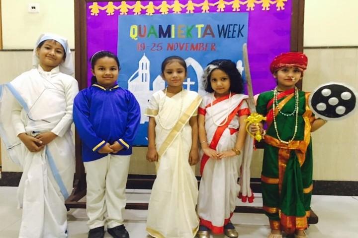 Maharaja Agrasen Model School-Activity