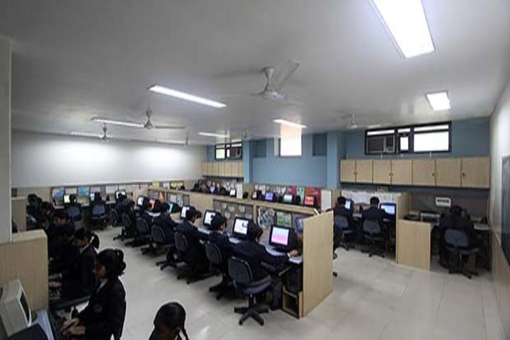 Maharaja Agrasen Model School-Computer Lab
