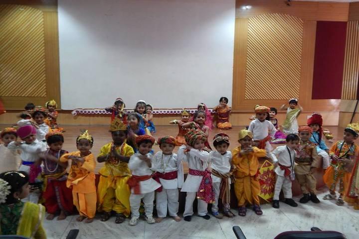 Maharaja Agrasen Model School-Festival Celebrations